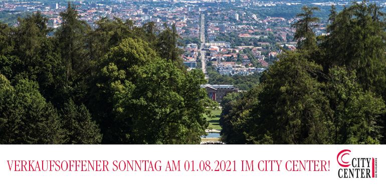 Verkaufsoffener Sonntag am 01.08.2021